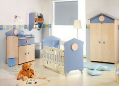 Dormitorio para bebe