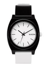 The Time Teller P - Black / White | Nixon