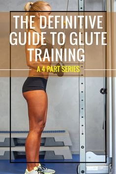 When you learn how to activate your glutes before you begin your workout proper you will be ready to hit your butt like never before.The movements in this section will allow you to apply the mind-muscle connection to your butt. They will also get your gl Glute Activation Exercises, Glute Exercises, Training Exercises, Lower Abs, Gain Muscle, Build Muscle, Weight Training, Excercise, Strength Training