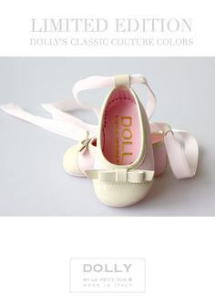Toms Shoes OFF! Little Girl Shoes, Little Doll, Baby Girl Shoes, My Baby Girl, Girls Shoes, Girls Ballet Flats, Ballerina Flats, Baby Ballerina, Dolly Doll