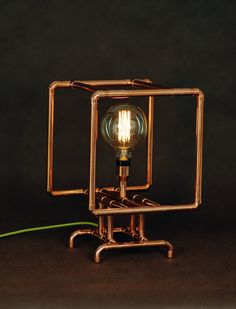 CASO Copper Lamp