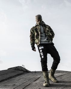 photography fashion nike outfit Boots c menswear look riot editorial 2015 sage men style sfb against all authority mxdvs snobshots snobshot la sndrdb Best Mens Fashion, Sport Fashion, Nike Sfb Boots, Military Boots Outfit, Rugged Style, Cyberpunk Fashion, Stylish Boots, Sport Style, Nike Outfits