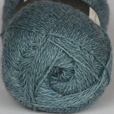 Highland Silk Mountain Lake - Highland Silk - Isager garn