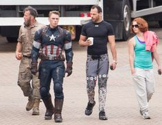 Seeing Double: Meet 'The Avengers' Stunt Doubles