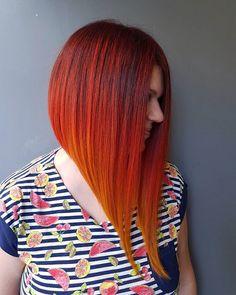 WEBSTA @ jaymz.marsters - 「ba3d12」Mixtures of Manic Panic Professional Red Velvet   solar yellow...#btconeshot_unconventionalcolor17 #btconeshot_color17 #btconeshot_vibrant17 #btconeshot_colormelt17 #btconeshot_ombre17#btconeshot_haircut17#btconeshot_transformation17