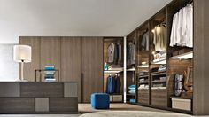 Interior Envy: Molteni Walk-In Closets | Fonda LaShay // Design → more on fondalashay.com/blog