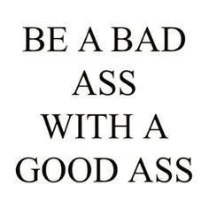 Fitness motivation Make it a great ass.