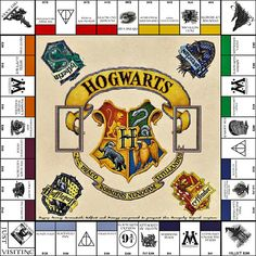 Original pinner: i decided to spice up our Monopoly game. i'm making my custom Harry Potter Monopoly. Harry Potter World, Monopoly Harry Potter, Magia Harry Potter, Harry Potter Bricolage, Harry Potter Thema, Classe Harry Potter, Harry Potter Games, Harry Potter Classroom, Theme Harry Potter
