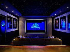Znalezione obrazy dla zapytania home cinema room