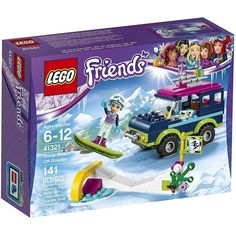 LEGO 41321 Friends Snow Resort Off-Roader