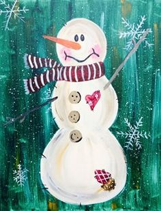 Cd'A Wed Dec 20, 2017 2:00-4:00PM for Rustic Snowman. Seats are limited, reserve yours today!