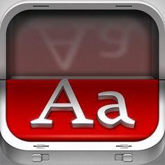 Fontcase Viewer iOS App Icon