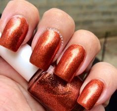 Lilypad Lacquer    Rusty Shine    $10 Swatched