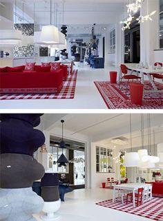 Furniture Showroom Interior Design by Moooi Gallery 2