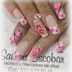 Publicación de Instagram de Sandra Escobar • 4 de Nov de 2017 a las 4:23 UTC Nails & Co, Chic Nails, Fun Nails, Pretty Nail Art, Cute Nail Art, Beautiful Nail Art, Fabulous Nails, Gorgeous Nails, Mobile Nails