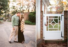 Ralph Lauren Inspired Engagement Shoot - Inspired By This