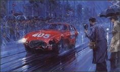 Mille Miglia 1951 by Nick Watts. Want it? Make us an offer!