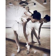 Poesie White #ballet #wearmoi