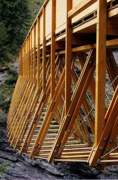 Puente Traversina | TECTÓNICAblog