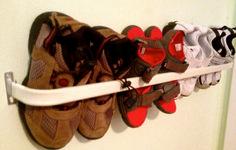 Brilliant Shoes Rack Design Idea 48
