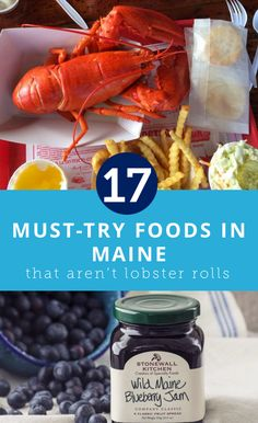17 must-try foods in Maine when you visit | When staying at: Harborside Hotel, Spa & Marina and West Street Hotel