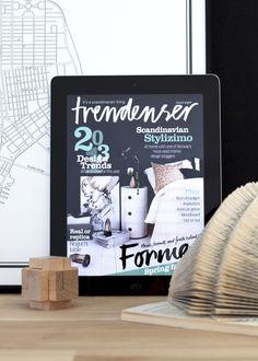 lisbet e.: trendenser ipad magazine. I want to buy this.