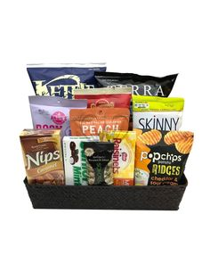 Fruitsnackia fruit gushers 138g cartly snacks and candys the gluten free gourmet snacks gift basket is available for same day delivery in las vegas nv the perfect gluten free gift includes a variety of gluten negle Gallery
