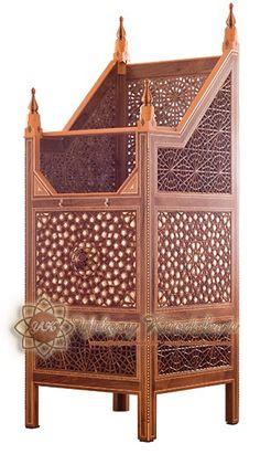 Mimar Sinan Camii - Kocaeli - MİHRAP - YILÇAY KÜNDEKARİ Ottoman Furniture, Paint Furniture, Islamic Decor, Ankara, Valance Curtains, Doors, Istanbul, Ali, Musical Instruments