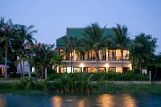 Entire home/apt in Hội An, Vietnam. Experience holiday luxury at Villa @ Red Bridge, Hoi An, Vietnam. This private, one-off villa is superbly located on the river between Hoi An 'Ancient Town' and the beaches of the South China Sea.
