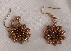 Starburst Earrings by StephaniesTreasure on Etsy