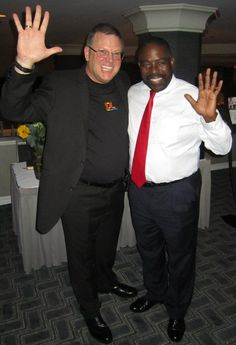 Les Brown and Bill Ganz