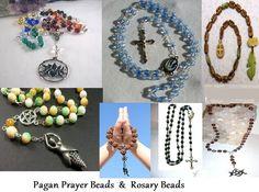 ALL prayer beads are pagan.