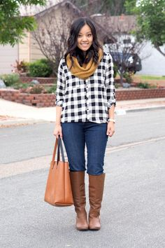 Three Ways to Spice Up Your Fall Basics | Putting Me Together | Bloglovin