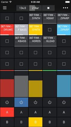 LP-5 - Loop-based Music Sequencer by Markus Waldboth