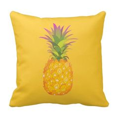 Pineapple - Tropical Pillow