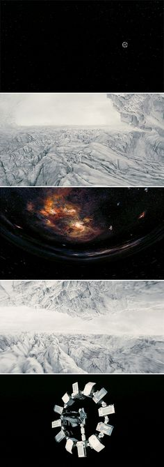 Interstellar: We used to look up at the sky and wonder at our place in the stars
