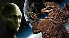 Historia de los Anunnaki y el rol de los Extraterrestres Reptiles. Micha...