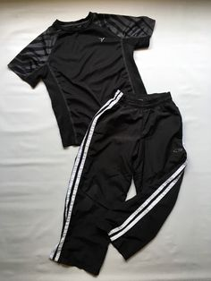 Old Navy ChampionBoys Size Small 6-7 Dri-fit Shirt Top Therma Fit Pant Outfit #OldNavy #Everyday