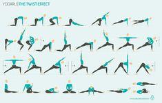 Definition of Yoga Asana - Yoga breathing Bikram Yoga, Ashtanga Yoga, Yoga Sequences, Yoga Poses, Yoga Twist Poses, Yoga Session, Chakras, Different Types Of Yoga, Yoga Anatomy
