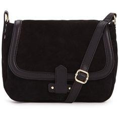Suede Saddle Bag ($21) ❤ liked on Polyvore featuring bags, handbags, shoulder bags, purses, bolsas, accessories, bolsos, purse crossbody, evening handbags and crossbody saddle bag