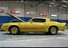 1980-Camaro-Z28 Mine was white with T-Tops!