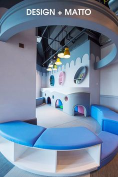 Check out the link for more information indoor activities for toddlers near me. Click the link to get more information. See our exciting images. Kindergarten Interior, Kindergarten Design, Playground Design, Indoor Playground, Playground Ideas, Kids Church Decor, Kids Library, Kid Spaces, Playrooms