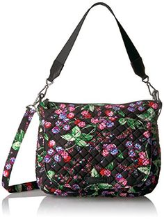 Vera Bradley Carson Shoulder Bag ** More details can be found by clicking on the image.