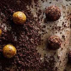 No-Bake Energy Bites With Ginger and Turmeric