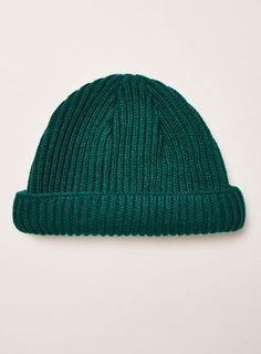 b7c6b74c9f9 Teal Ribbed Docker Beanie - New Arrivals - New In