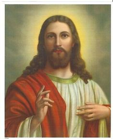 Catholic Print Picture Sacred Heart Of Jesus Blessing Ready To Be Framed Catholic Mass Readings, Catholic Art, Religious Art, Catholic Store, Roman Catholic, Corpus Christi, Catholic Pictures, Jesus Pictures, Lds Pictures