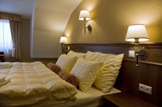 Accommodation in Hotel Kaskady Luxury Holiday, Holiday Hotel, Bed, House, Furniture, Home Decor, Decoration Home, Stream Bed, Home