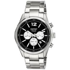 Espirit Menlo For Men - Prime Watches, Watches Online, Rolex Watches, Stuff To Buy, Men, Accessories, Shopping, Spirit