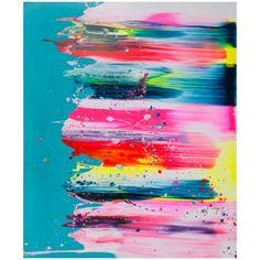Yago Hortel KL55. acrylic on canvas. 190x160cm. 2011