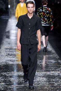 Fendi Spring 2016 Menswear Fashion Show - Serge Rigvava